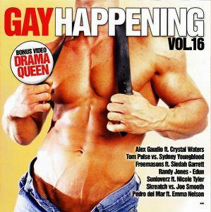Gay Happening Vol. 16 - Cover