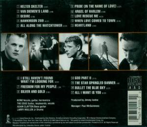 U2: Rattle And Hum (CD) - Bild 2