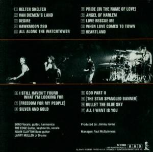 U2: Rattle And Hum (CD) - Bild 4
