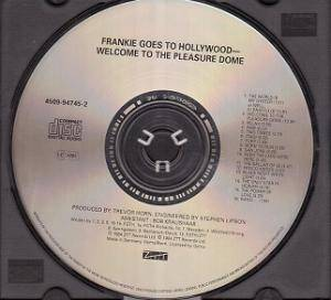Frankie Goes To Hollywood: Welcome To The Pleasuredome (CD) - Bild 4