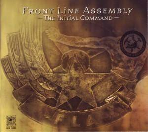 Front Line Assembly: Initial Command, The - Cover
