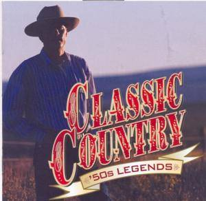 Cover - Billy Grammer: Classic Country - '50s Legends