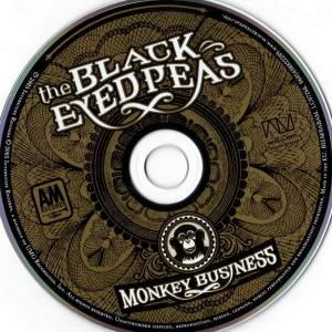 The Black Eyed Peas: Monkey Business (CD) - Bild 3