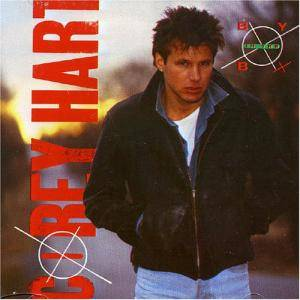 Corey Hart: Boy In The Box - Cover