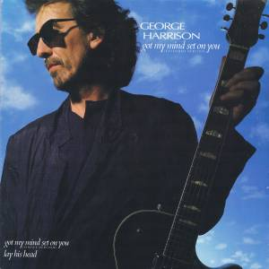 George Harrison: Got My Mind Set On You - Cover