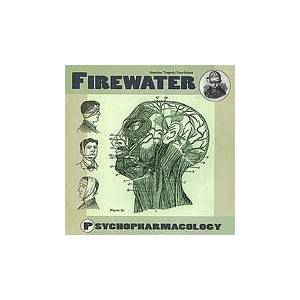 Cover - Firewater: Psychopharmacology