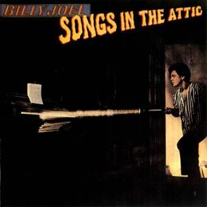 Billy Joel: Songs In The Attic - Cover