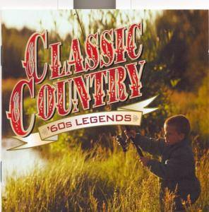 Cover - Little Jimmy Dickens: Classic Country - '60s Legends