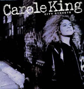 Carole King: City Streets - Cover