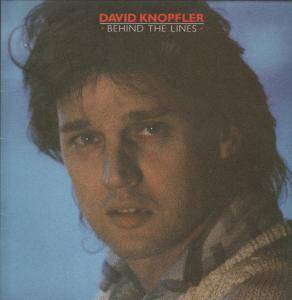 David Knopfler: Behind The Lines - Cover