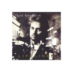 David Knopfler: Lifelines - Cover