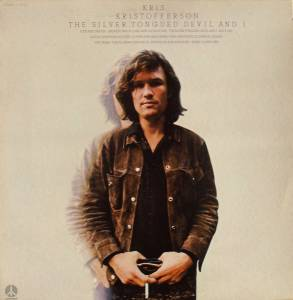 Cover - Kris Kristofferson: Silver Tongued Devil And I, The