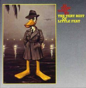 Little Feat: As Time Goes By - The Very Best Of Little Feat - Cover