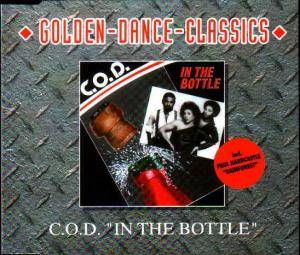 Cover - C.O.D.: In The Bottle / Rainforest