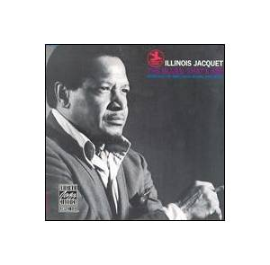 Cover - Illinois Jacquet: Blues; That's Me, The
