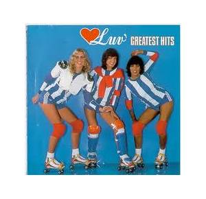 Cover - Luv': Greatest Hits