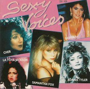 Sexy Voices - Cover