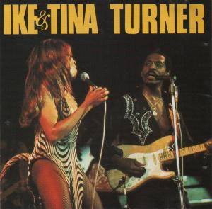 Ike & Tina Turner: Too Hot To Hold - Cover