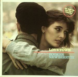 Cover - Booker Newberry III: Love Town