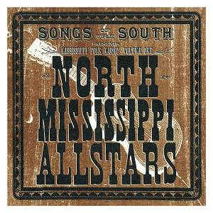 Cover - North Mississippi Allstars: Mississippi Folk Music Vol. 1