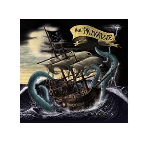 The Privateer: Facing The Tempest - Cover