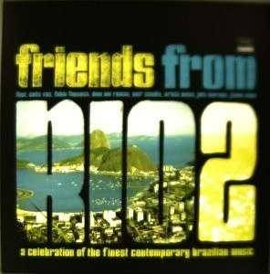 Cover - Friends From Rio: Friends From Rio 2