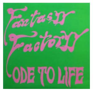 Cover - Fantasyy Factoryy: Ode To Life