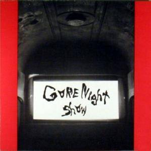 Gore Night Show - Cover