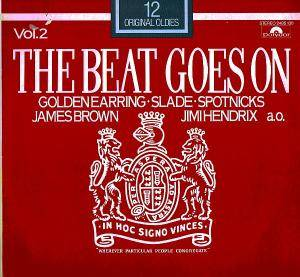 Cover - Carl Dobkins Jr.: Beat Goes On Vol. 2, The
