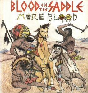 Cover - Blood On The Saddle: More Blood