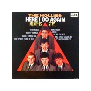 Cover - Hollies, The: Here I Go Again