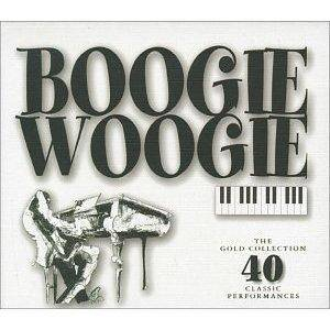 Cover - Ella Fitzgerald & The Ink Spots: Boogie Woogie - The Gold Collection