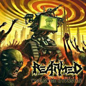 Re-Armed: Worldwide Hypnotize - Cover