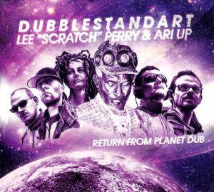 Cover - Dubblestandart: Return From Planet Dub