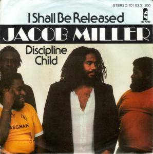 Cover - Jacob Miller & Inner Circle: I Shall Be Released