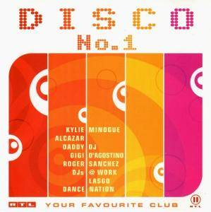 Cover - Perpetuous Dreamer: Disco No. 1