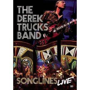 Cover - Derek Trucks Band, The: Songlines Live