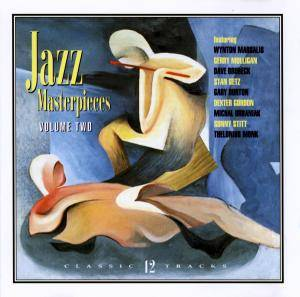 Jazz Masterpieces Volume Two - Cover
