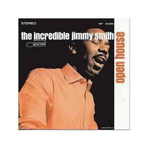 Cover - Jimmy Smith: Open House