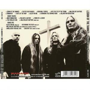 Legion Of The Damned: Malevolent Rapture (In Memory Of...) (CD + DVD) - Bild 5