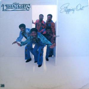 Cover - Trammps, The: Slipping Out