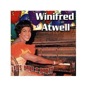 Cover - Winifred Atwell: Let's Have A Party