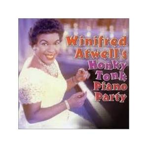 Cover - Winifred Atwell: Honky Tonk Piano Party