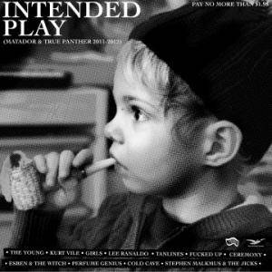 Cover - Stephen Malkmus & The Jicks: Intended Play (Matador & True Panther 2011-2012)