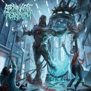 Abominable Putridity: Anomalies Of Artificial Origin, The - Cover