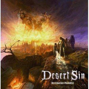 Desert Sin: Destination Paradise - Cover