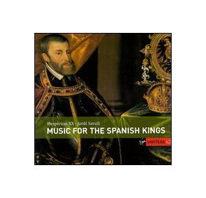 Cover - Francisco de la Torre: Music For The Spanish Kings
