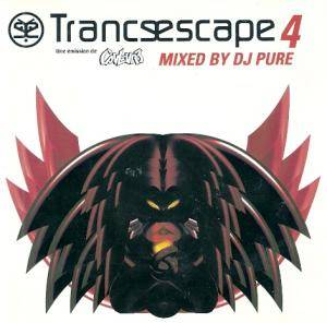 Trancescape 4 DJ Pure - Cover