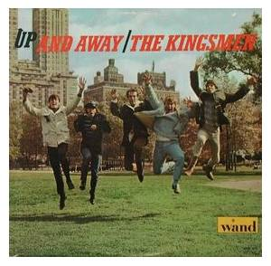 Cover - Kingsmen, The: Up And Away