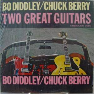 Cover - Chuck Berry: Two Great Guitars